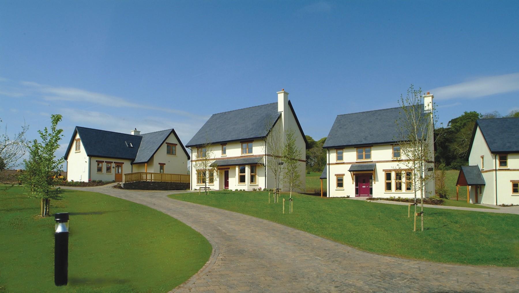 Houses In Fota Fota Courseside Lodges 3 Bed Standard