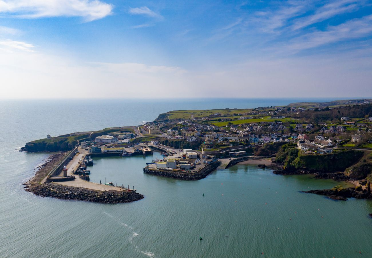 The Harbour at Dunmore East, County Waterford