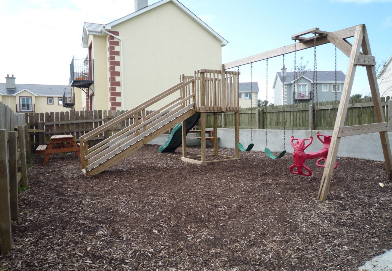 Onsite Playground at Seacliff Holiday Homes, Dunmore East, County Waterford