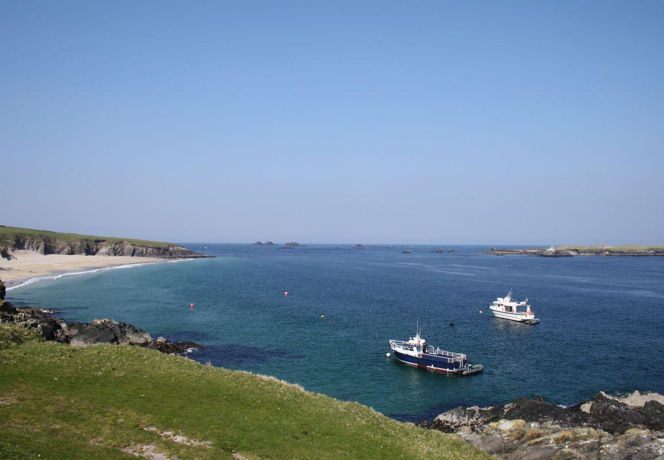 Blasket Islands, Slea Head, Dingle Peninsula, County Kerry