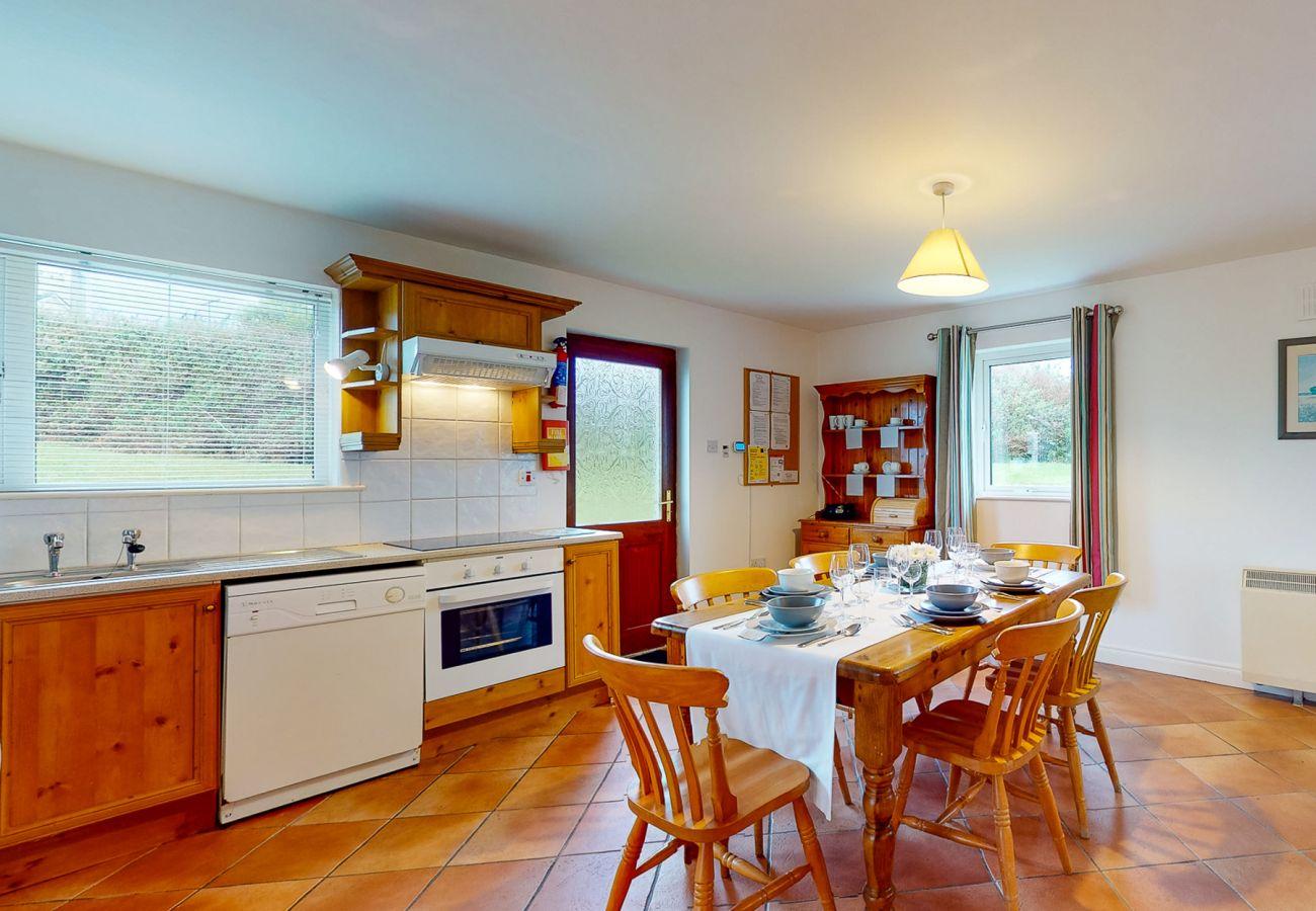 Ballybunion Holiday Cottage, Seaside Holiday Accommodation in Ballybunion, County Kerry