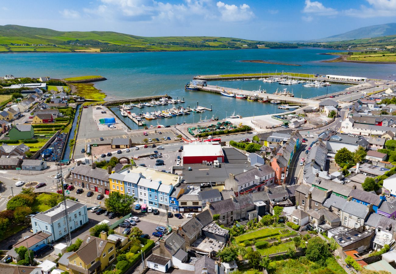 Pretty Coastal Town of Dingle, County Kerry, Ireland