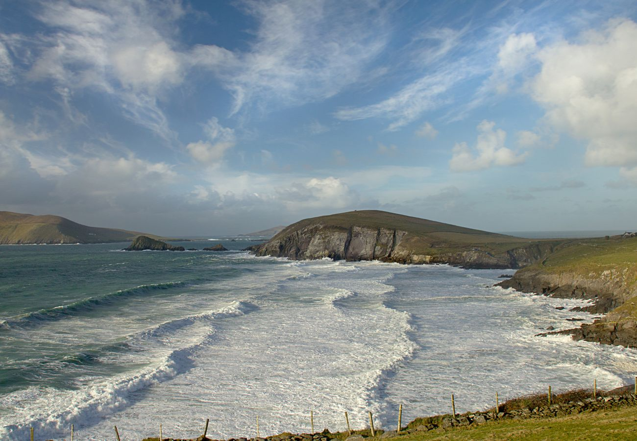 Coumeenole Dingle Peninsula County Kerry Ireland