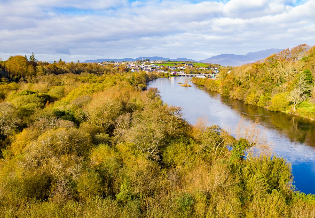 The River Laune, Killorglin, County Kerry, Ireland