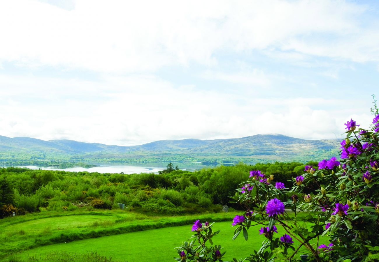 Beautiful Landscape of the Ring of Kerry, Ireland