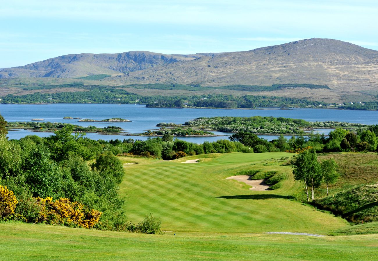 Ring of Kerry Golf Club - looking down the 11th fairway