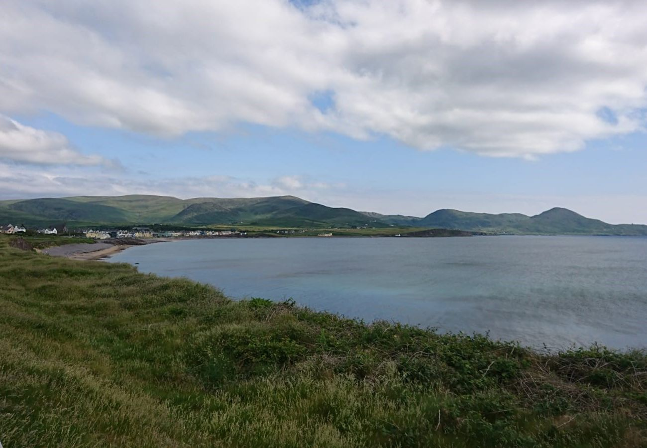 Landscape of Waterville, County Kerry, Ireland