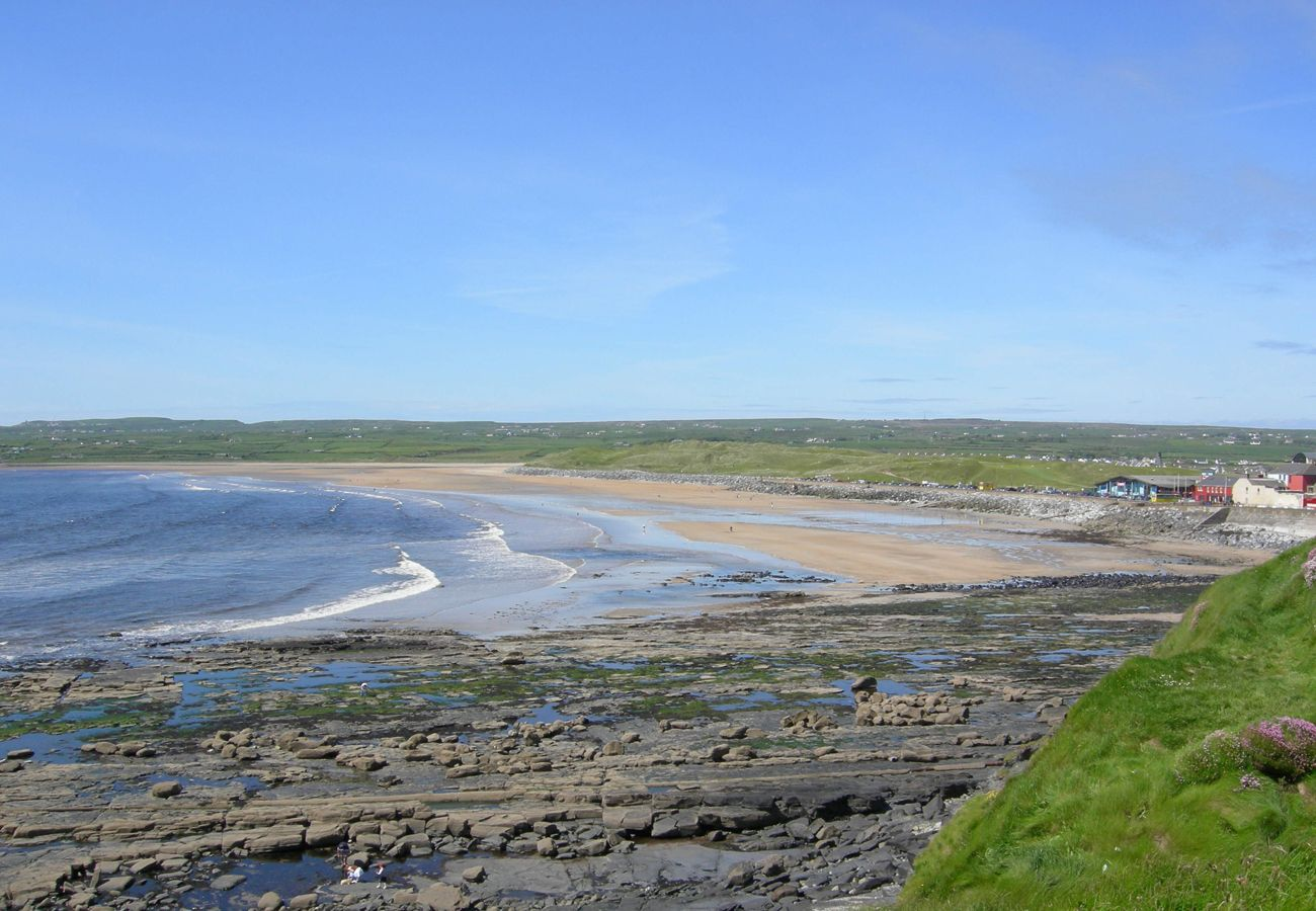Lahinch Beach Self Catering Ballyvaughan Holiday Homes Clare Ireland