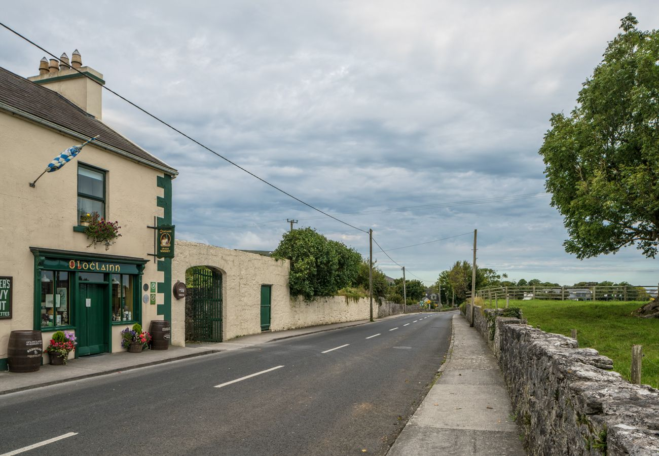 Ballyvaughan Village County Clare Ireland ©Failte Ireland Tourism Ireland