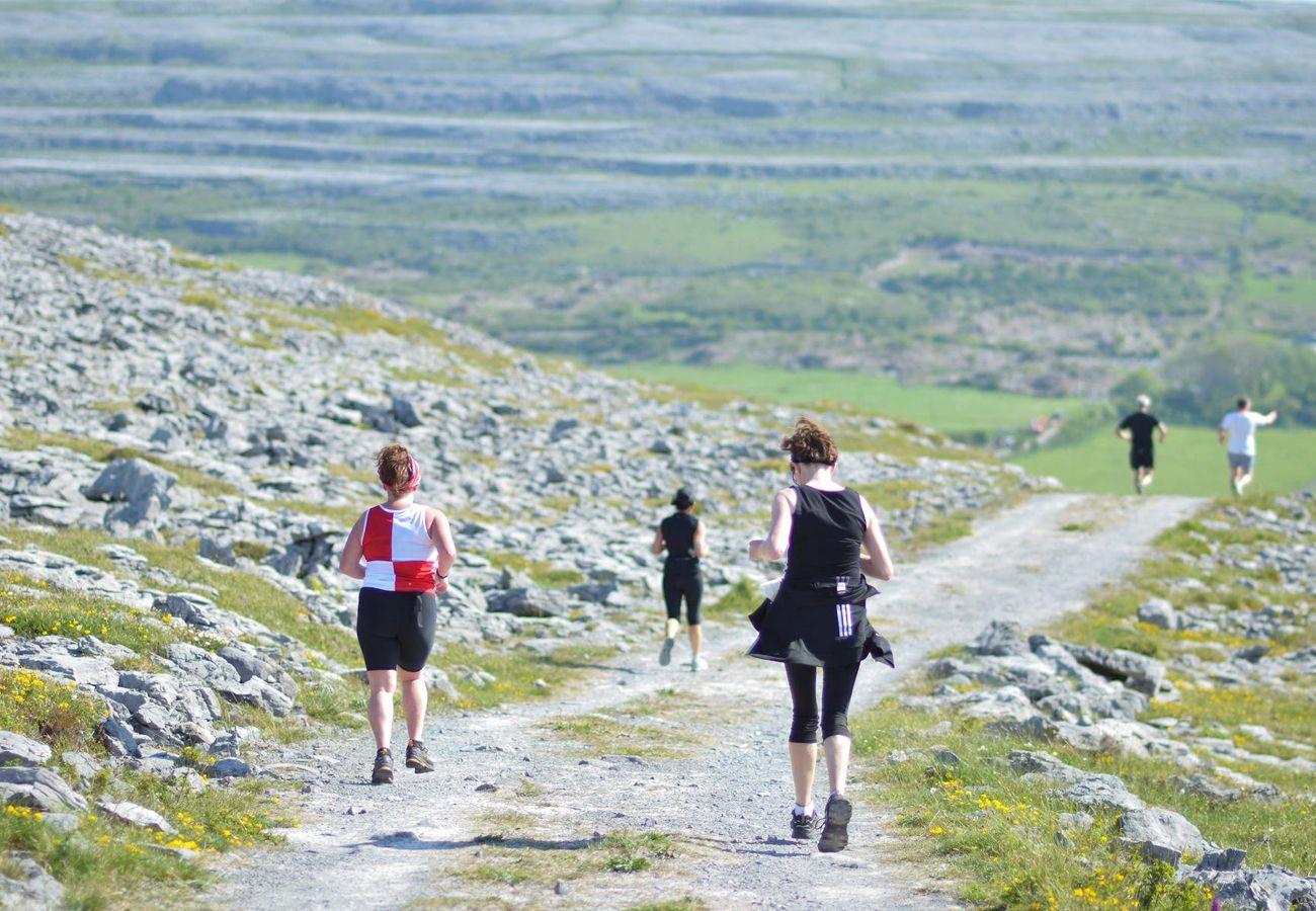 Clare Burren Marathon Challenge copyright Fáilte Ireland