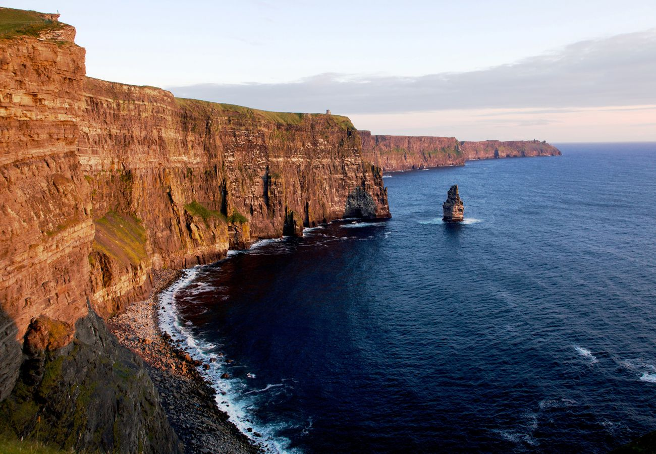 Hag's Head Cliffs of Moher Self Catering County Clare Ireland