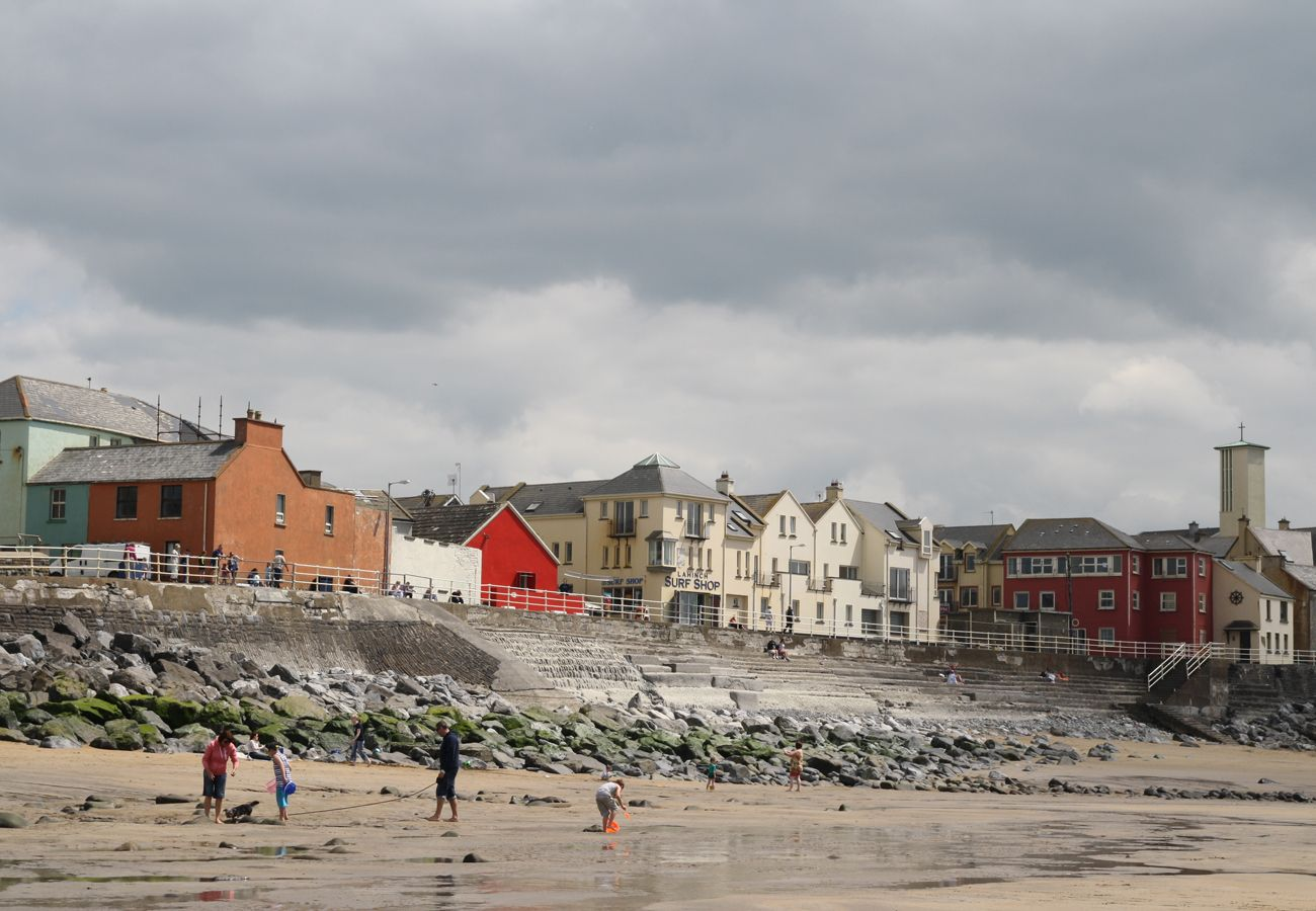 Lahinch Beach Holiday Homes Clare Self Catering Ireland