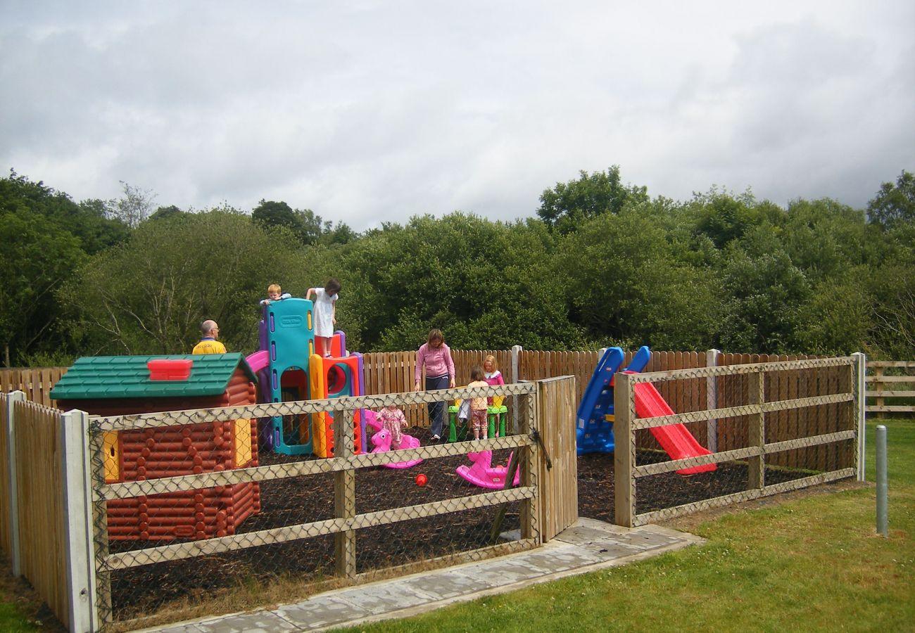 Playground at Lakeside Holiday Homes, Killaloe, County Clare