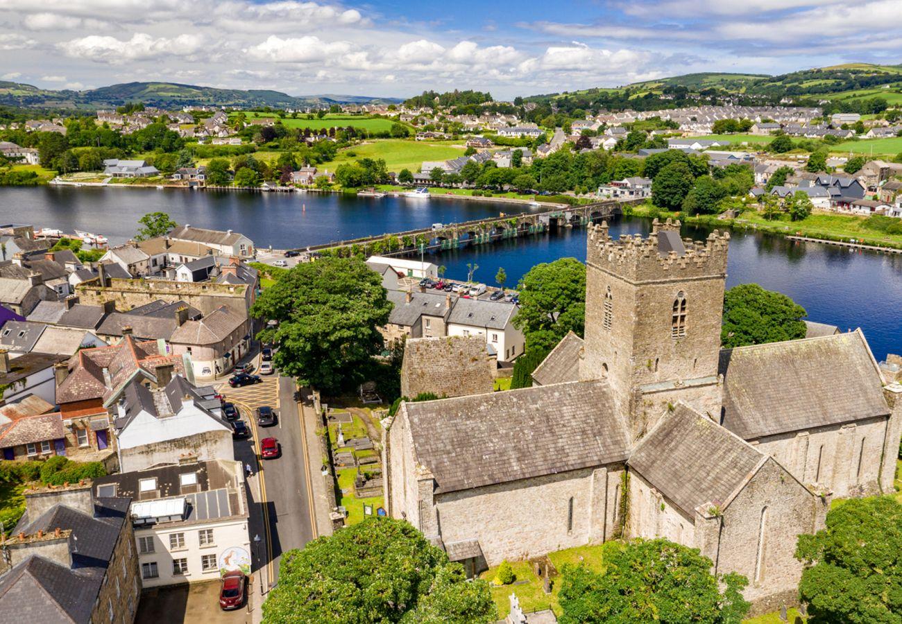 Pretty Village of Killaloe, County Clare