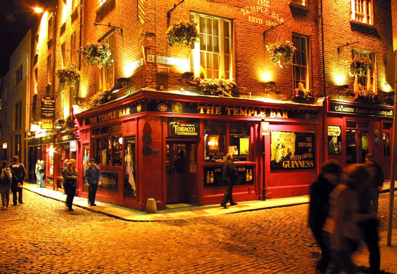 The Temple Bar Pub, County Dublin