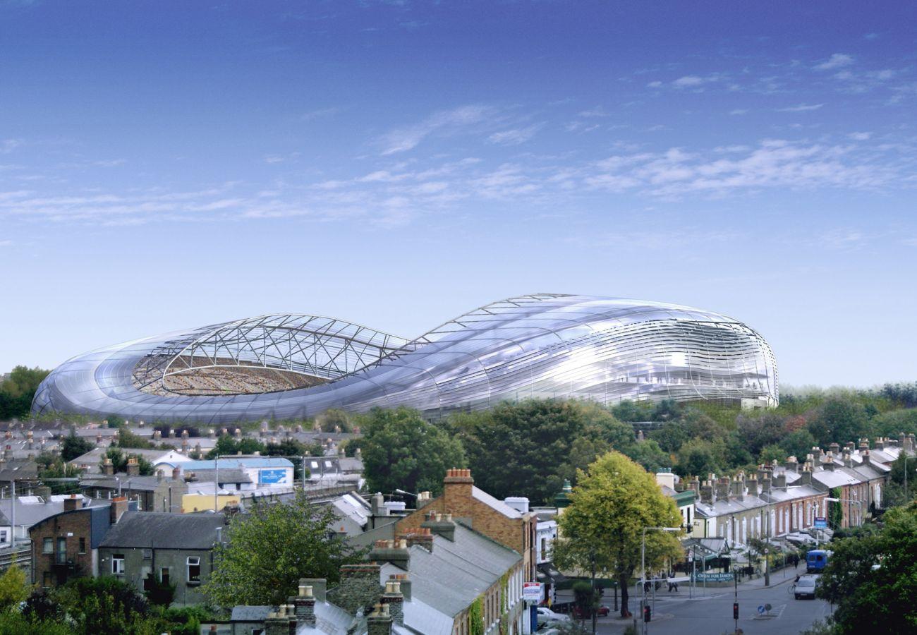 Aviva Stadium, Lansdowne Road, County Dublin