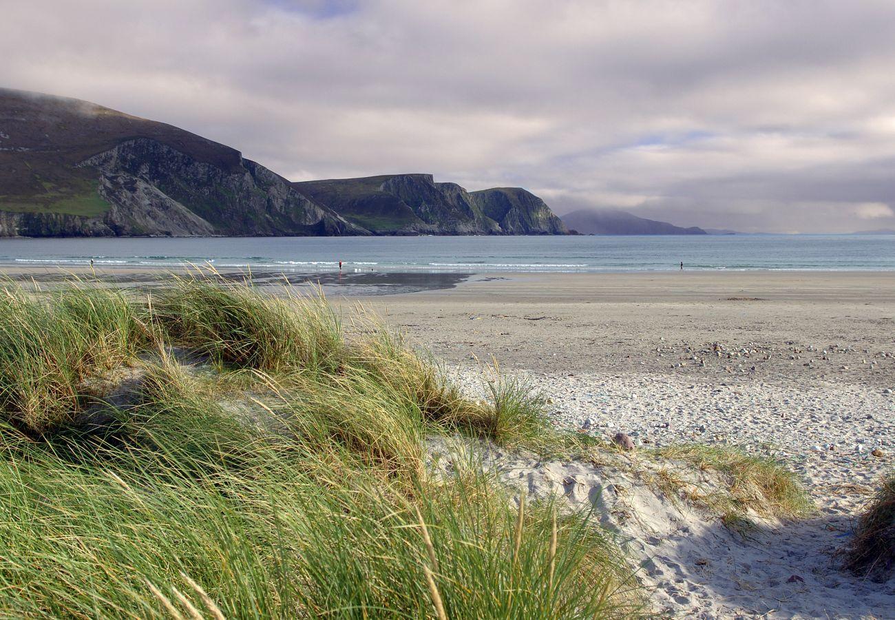 Keel Strand, Achill Island, County Mayo