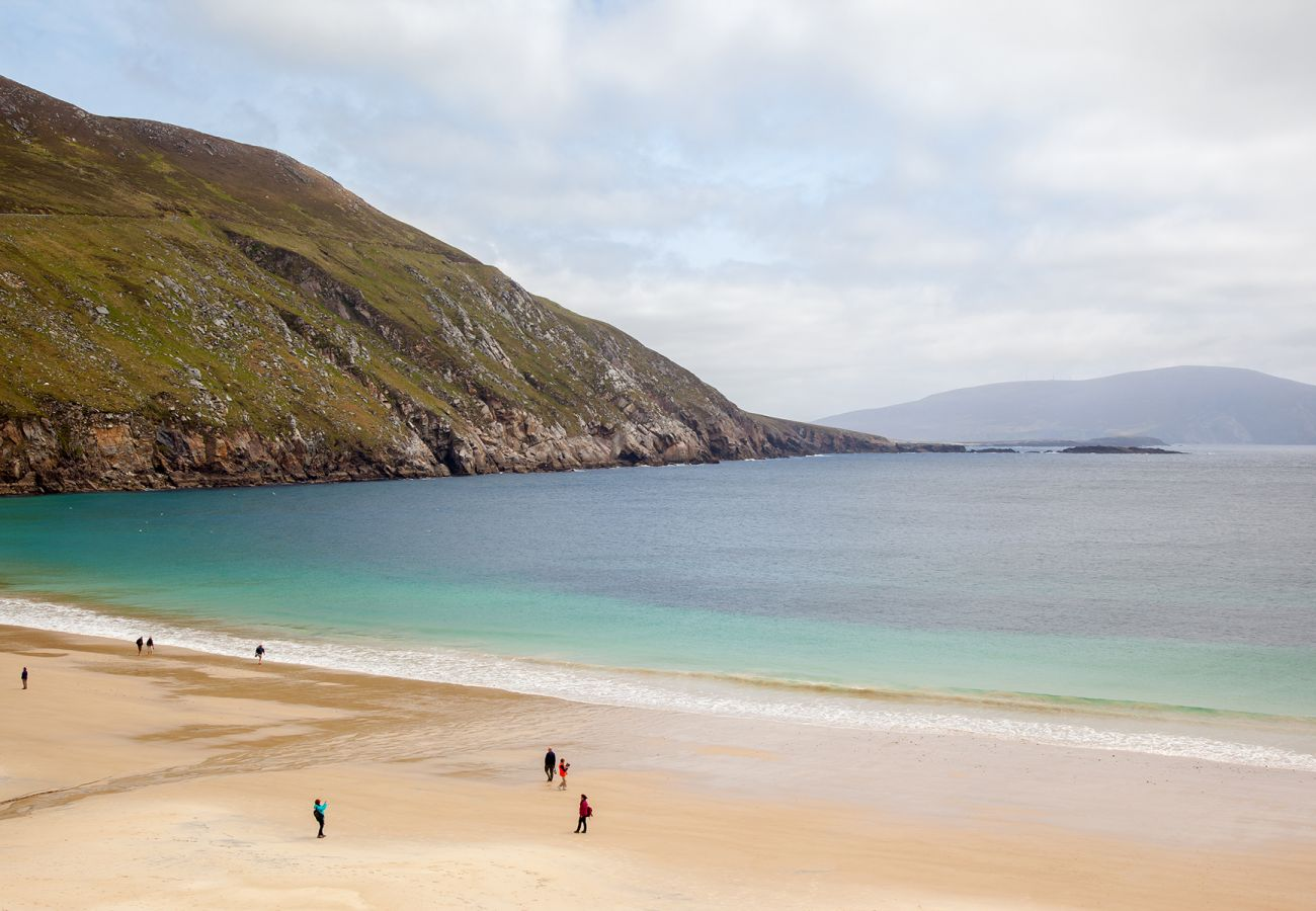 Bay Coast Keem Bay Achill Beach County Mayo copyright Fáilte Ireland