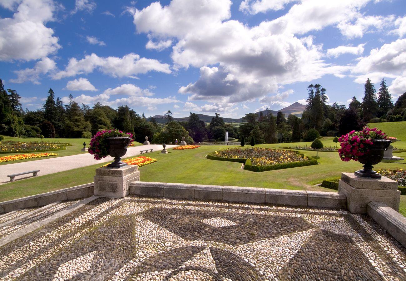 Powerscourt House & Gardens Enniskerry Wicklow copyright Tourism Ireland