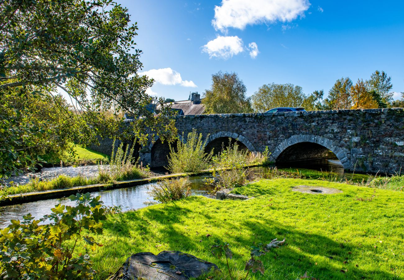 The River in Aughrim, County Wicklow, Ireland