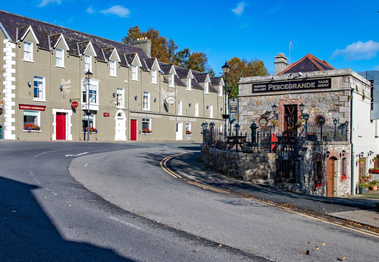 Main Street, Aughrim Village, County Wicklow, Ireland