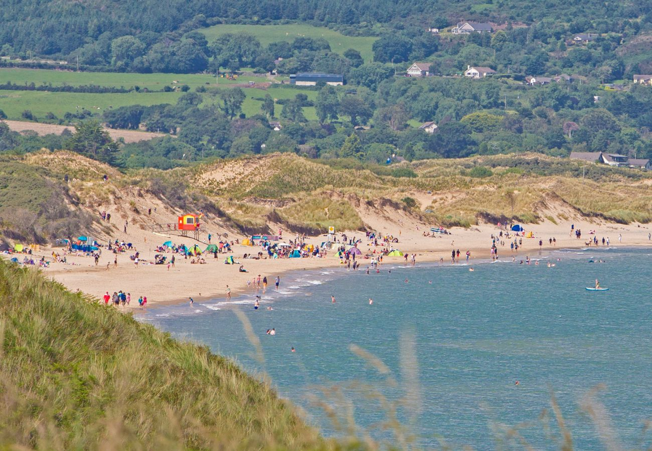 Brittas Bay Beach, County Wicklow, Ireland