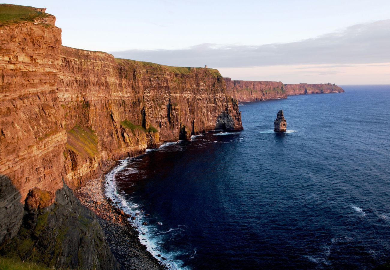 Hag's Head Cliff of Moher Self Catering Holidays Clare Ireland