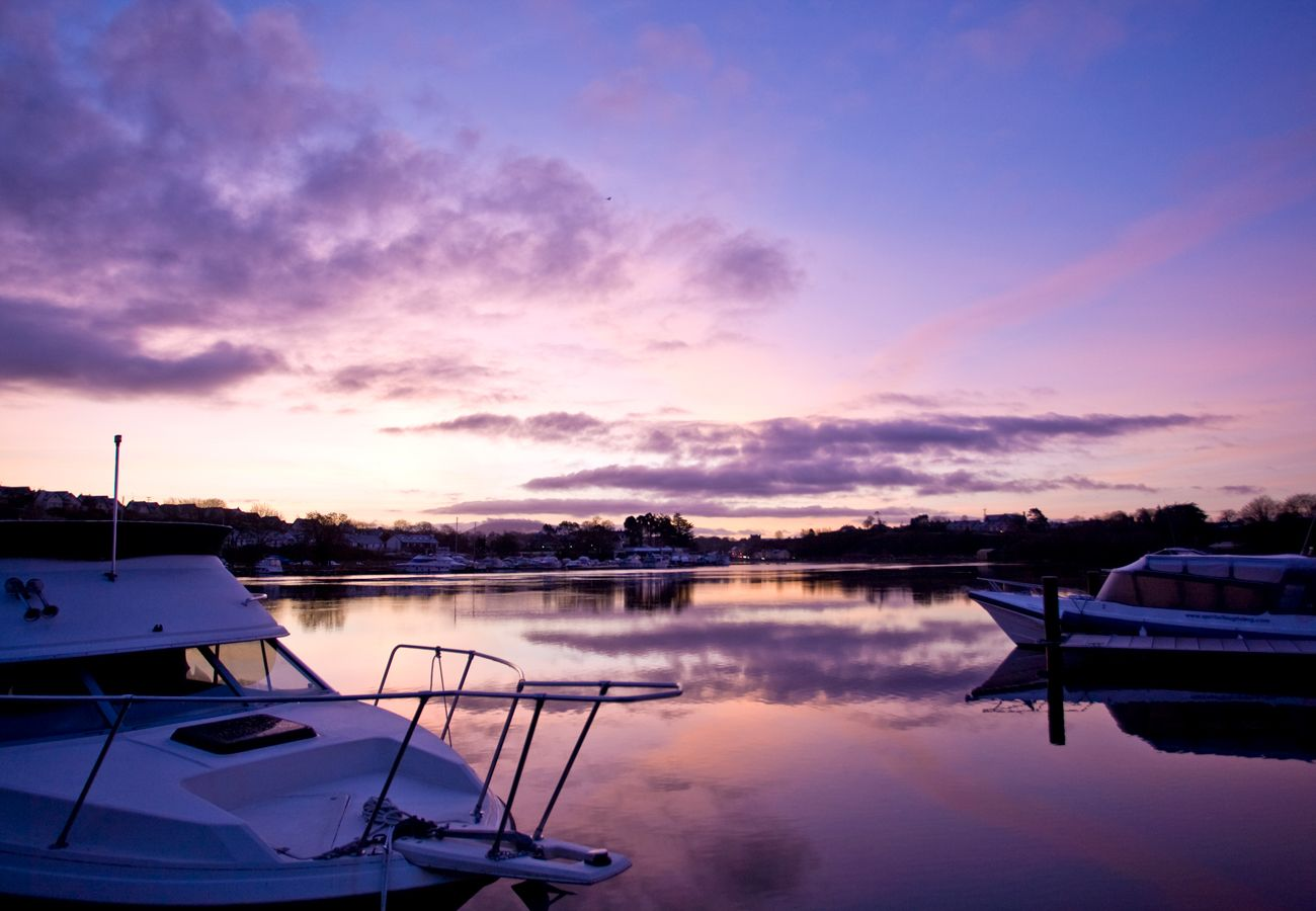 Lough Derg and River Cruises River Shannon Self Catering Clare Ireland
