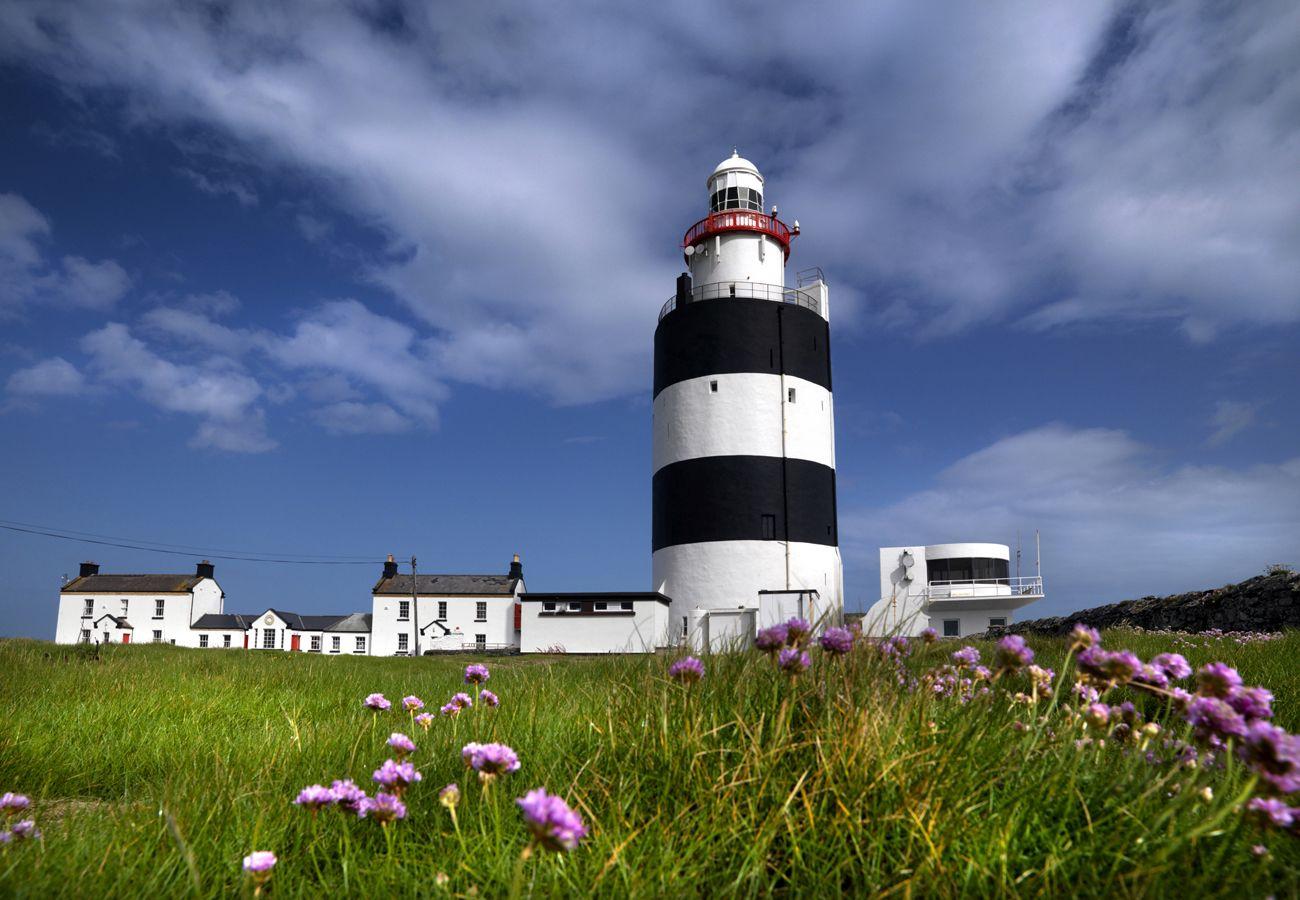 Hook Head Lighthouse Hookless Peninsula Wexford image Failte Ireland