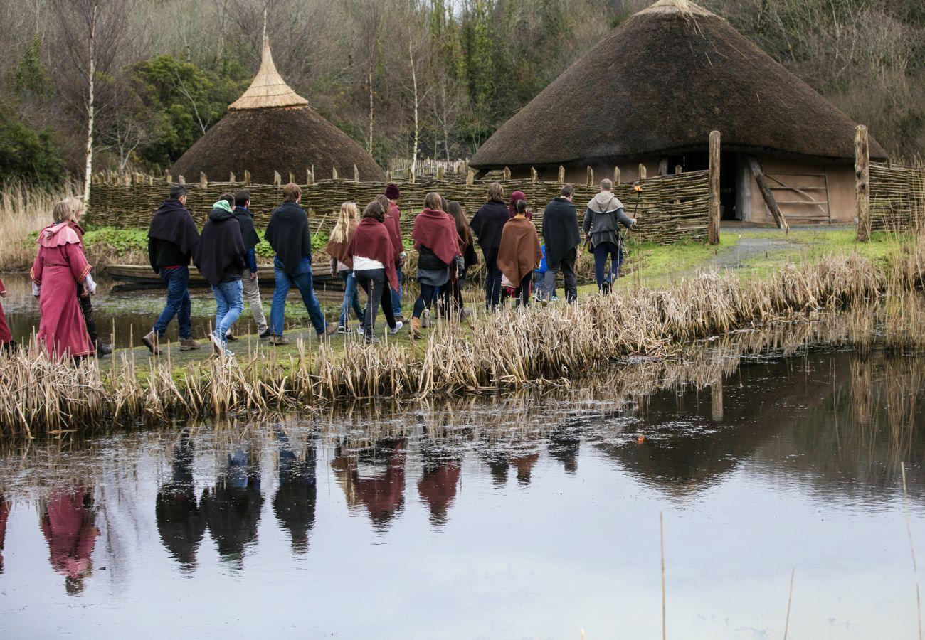 Irish National Heritage Centre, Wexford ©Failte Ireland and Tourism Ireland