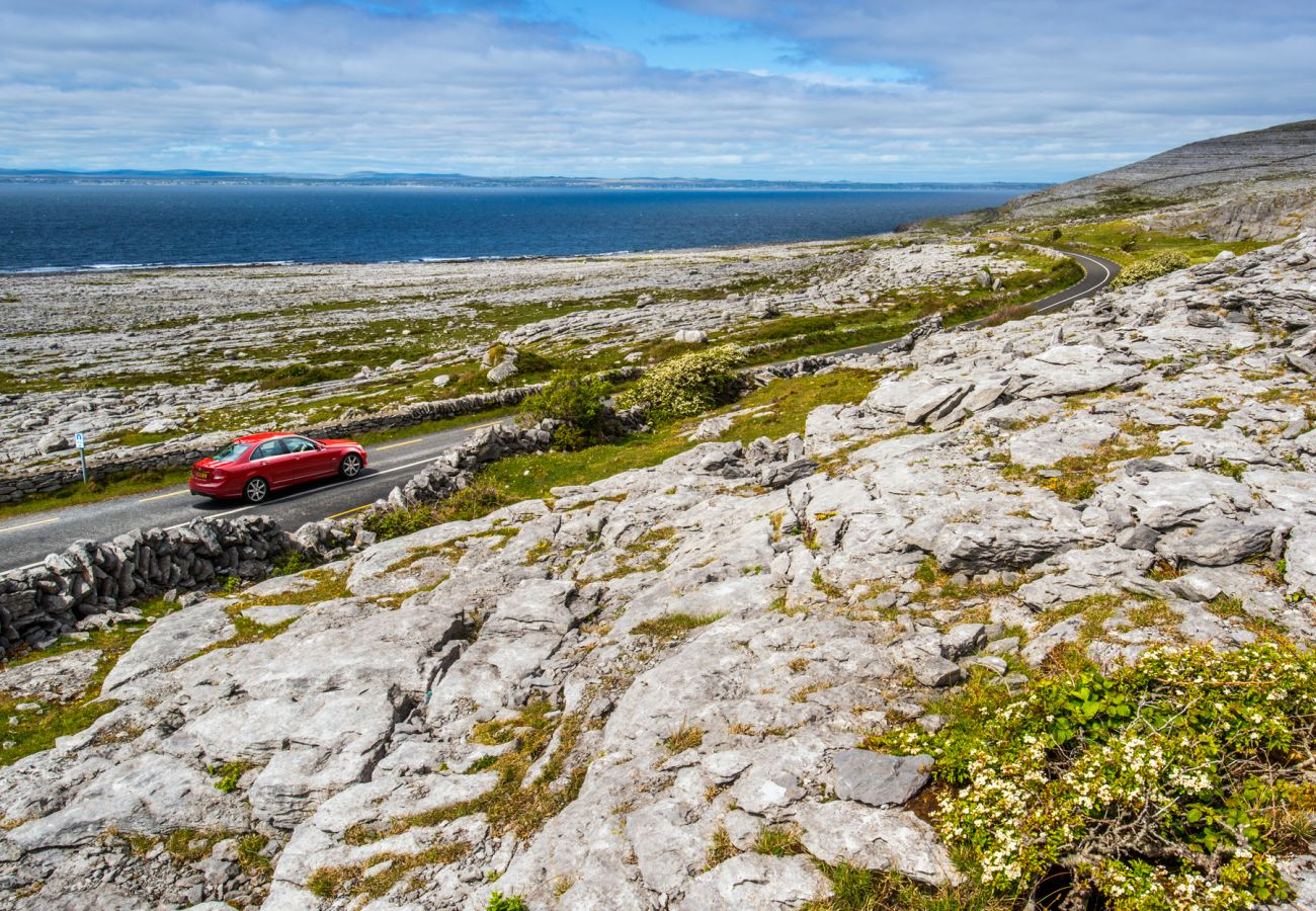 Car Touring The Burren County Clare © Chris Hill Photographic | Trident Holiday Homes
