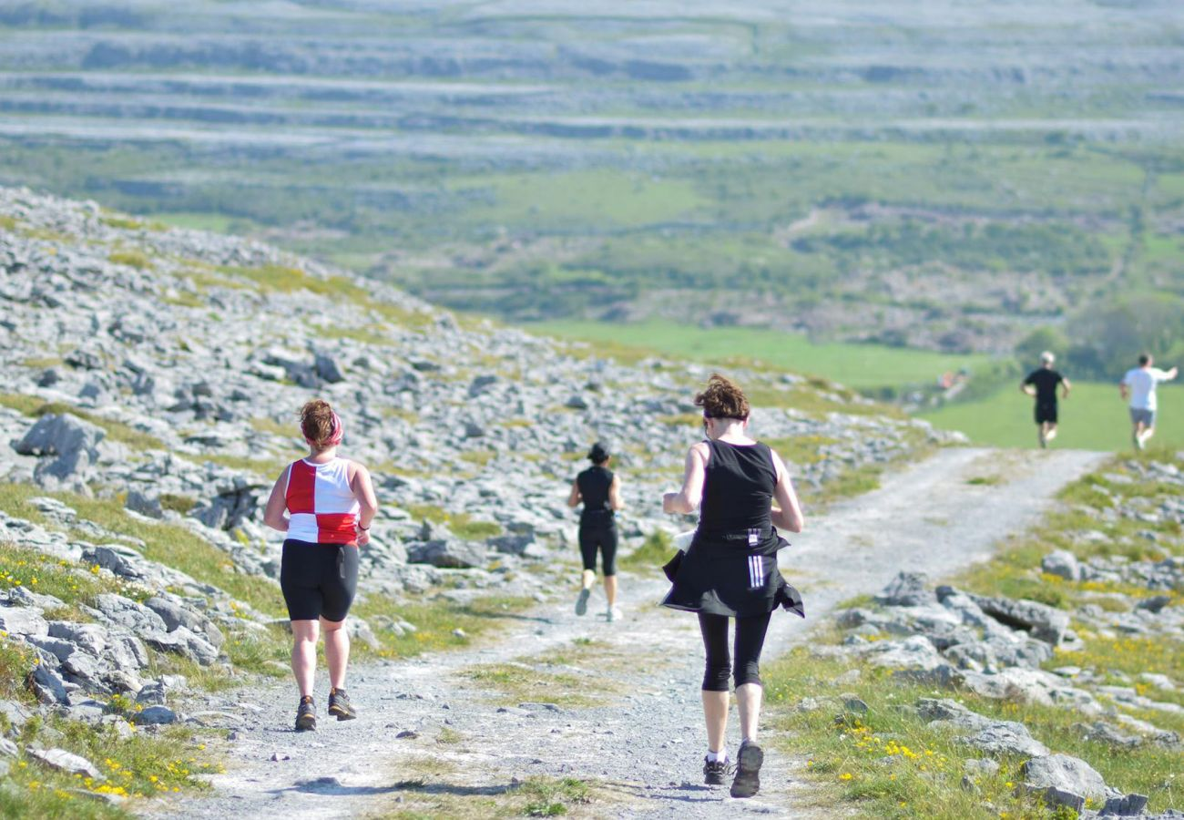Clare Burren Marathon County Clare © Failte Ireland | Trident Holiday Homes