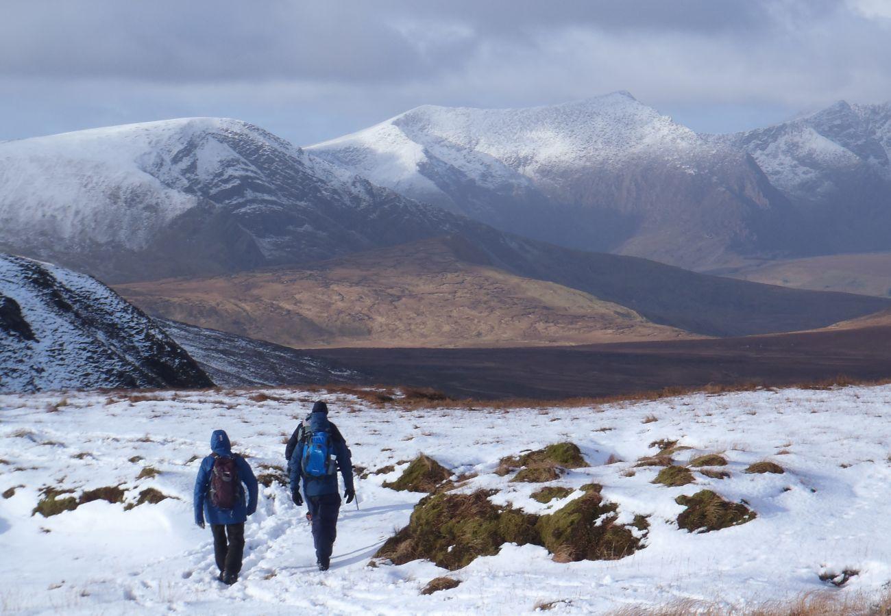 Brandon Mountain Range, Dingle, County Kerry, Ireland