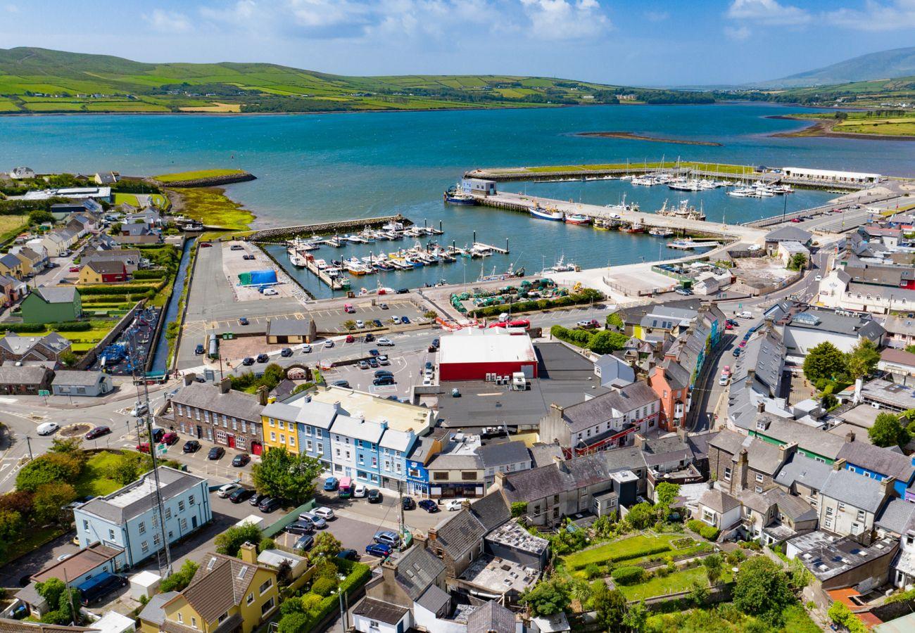 Pretty Coastal Town of Dingle, County Kerry, Ireland