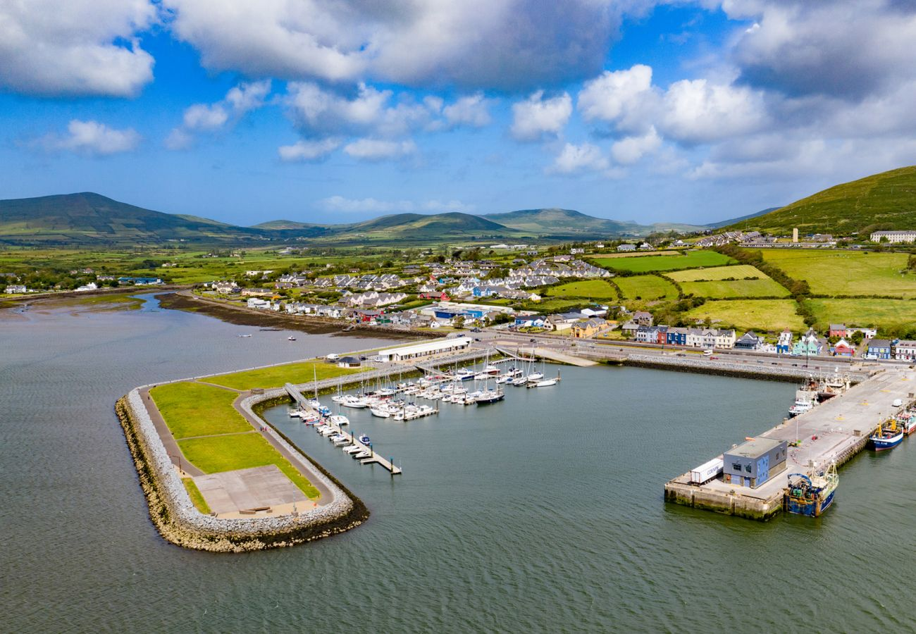 Dingle Harbour, Dingle Town, County Kerry, Ireland