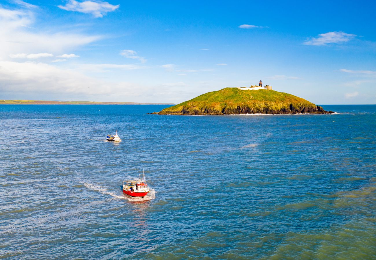 Boat Tours of Ballycotten Island, East Cork, County Cork, Ireland
