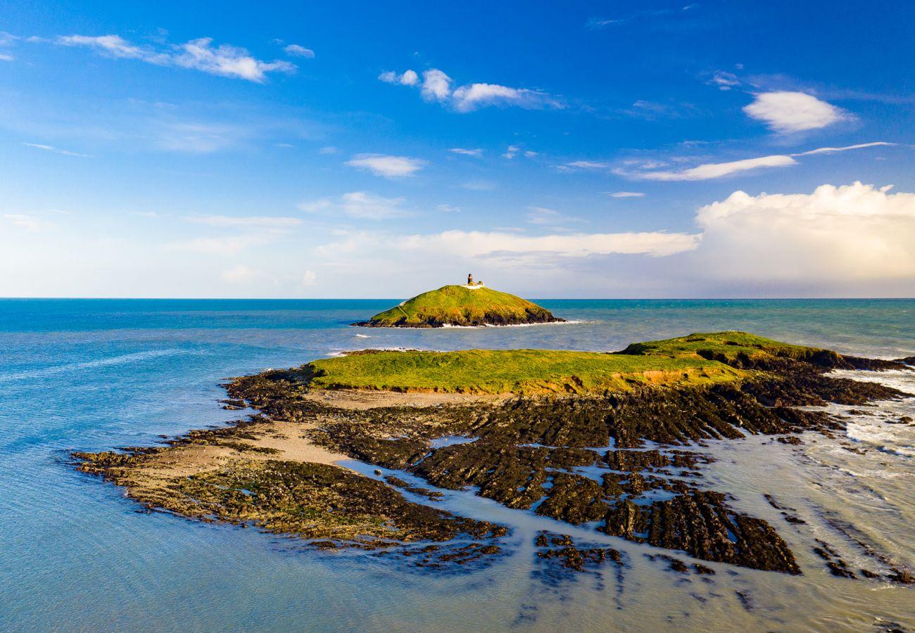 Ballycotton Island Lighthouse, East Cork, County Cork, Ireland