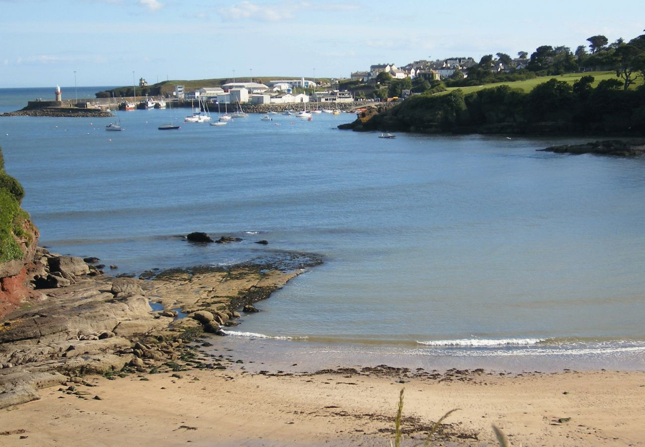 Councillors Strand in Dunmore East County Waterford Ireland