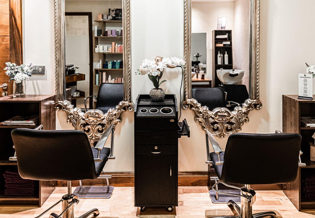 Hair Salon at Knightsbrook Hotel, Trim, County Meath