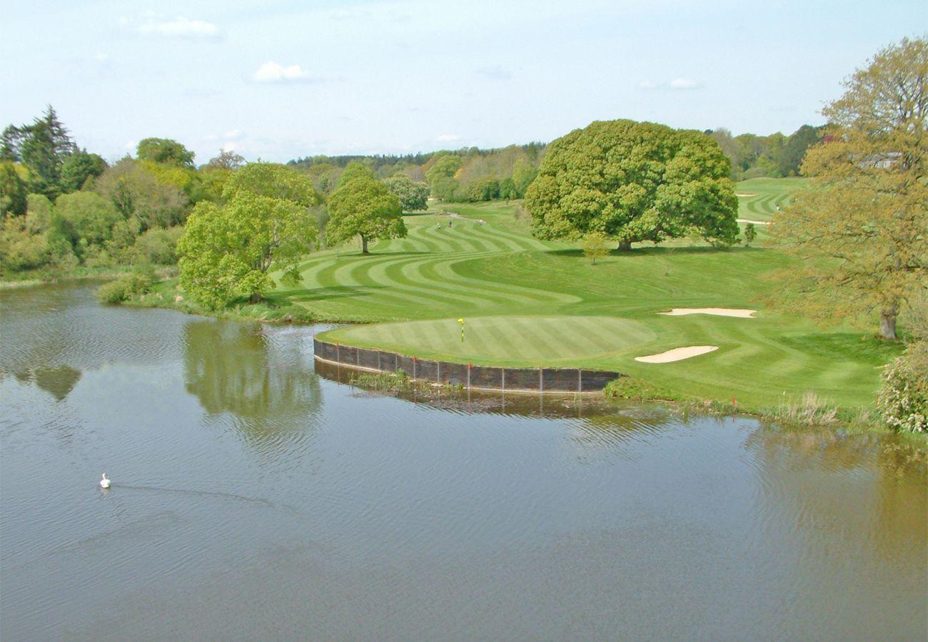 Headfort Golf Club Near Kells County Meath © Tourism Ireland