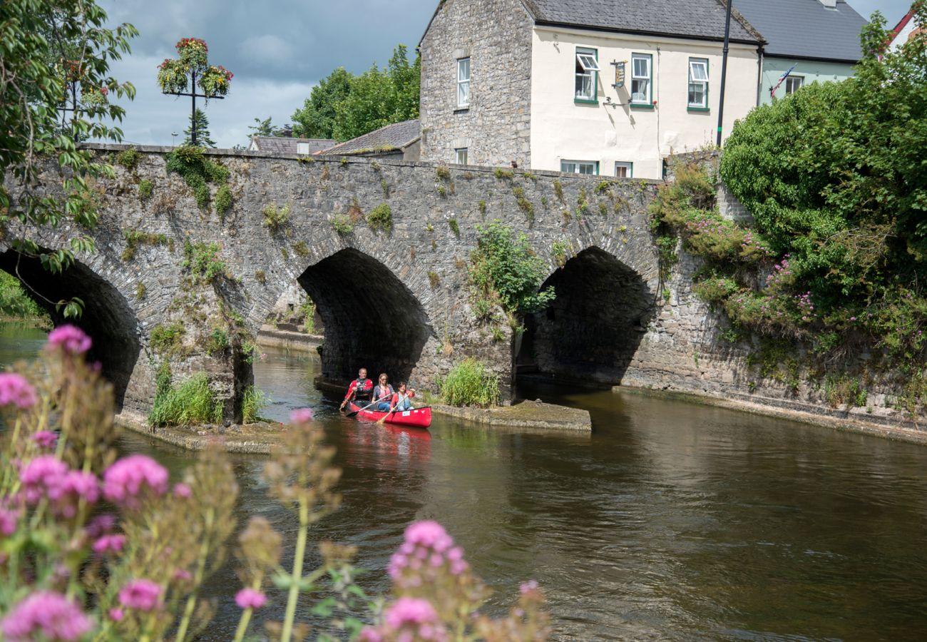 Trim Town County Meath © Tourism Ireland