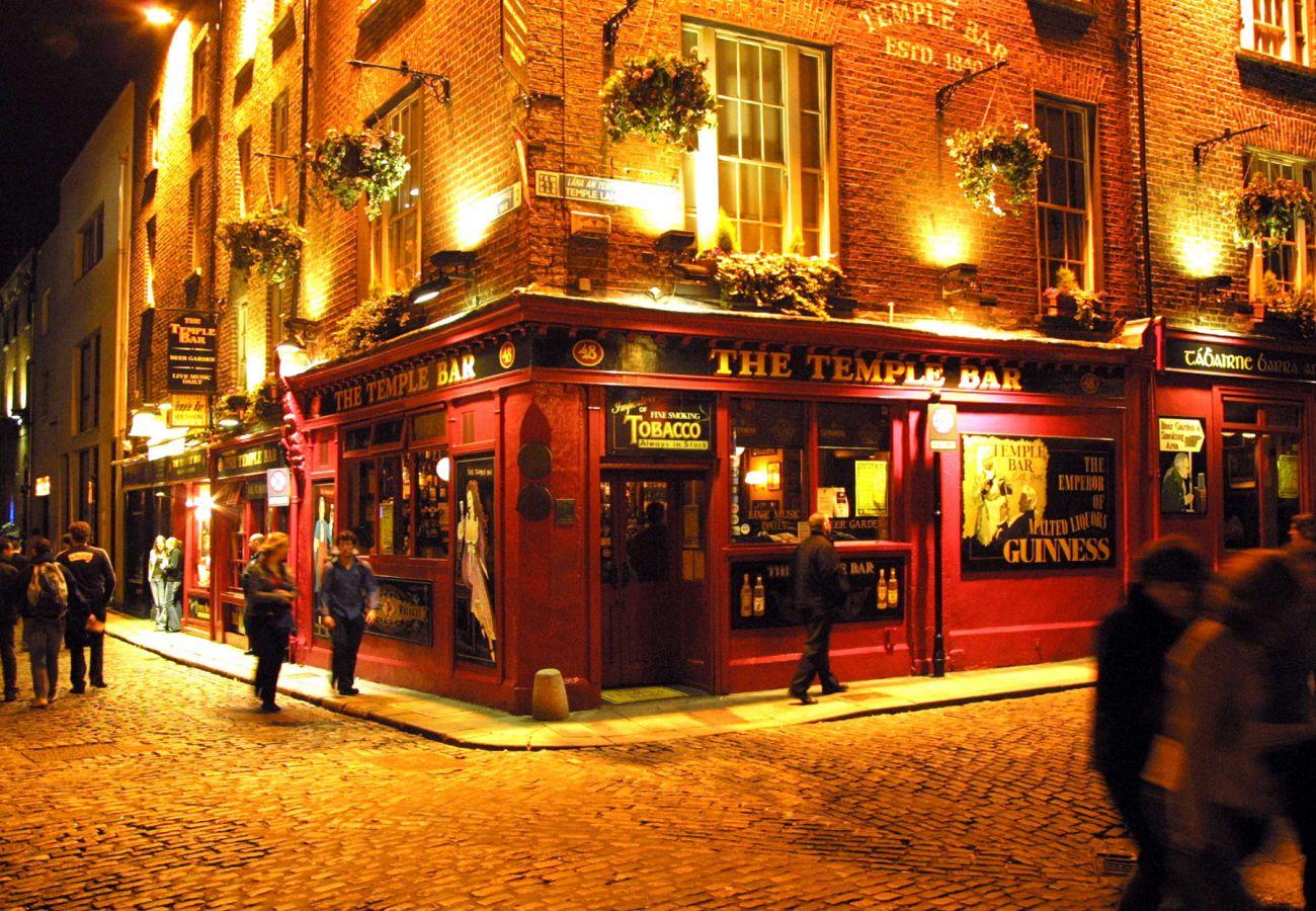 The Temple Bar Pub, Temple Bar, County Dublin