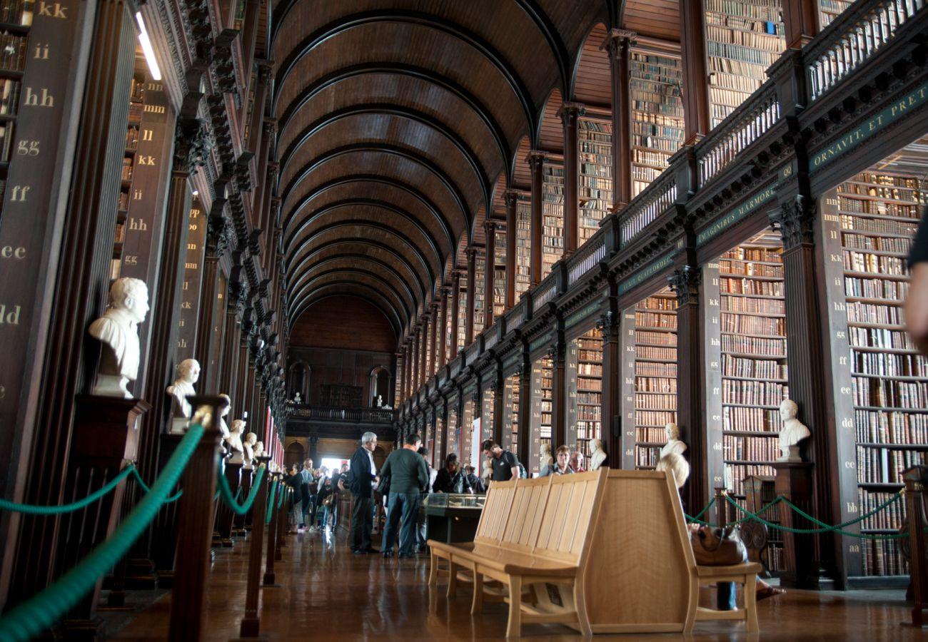 Library, Trinity College, County Dublin