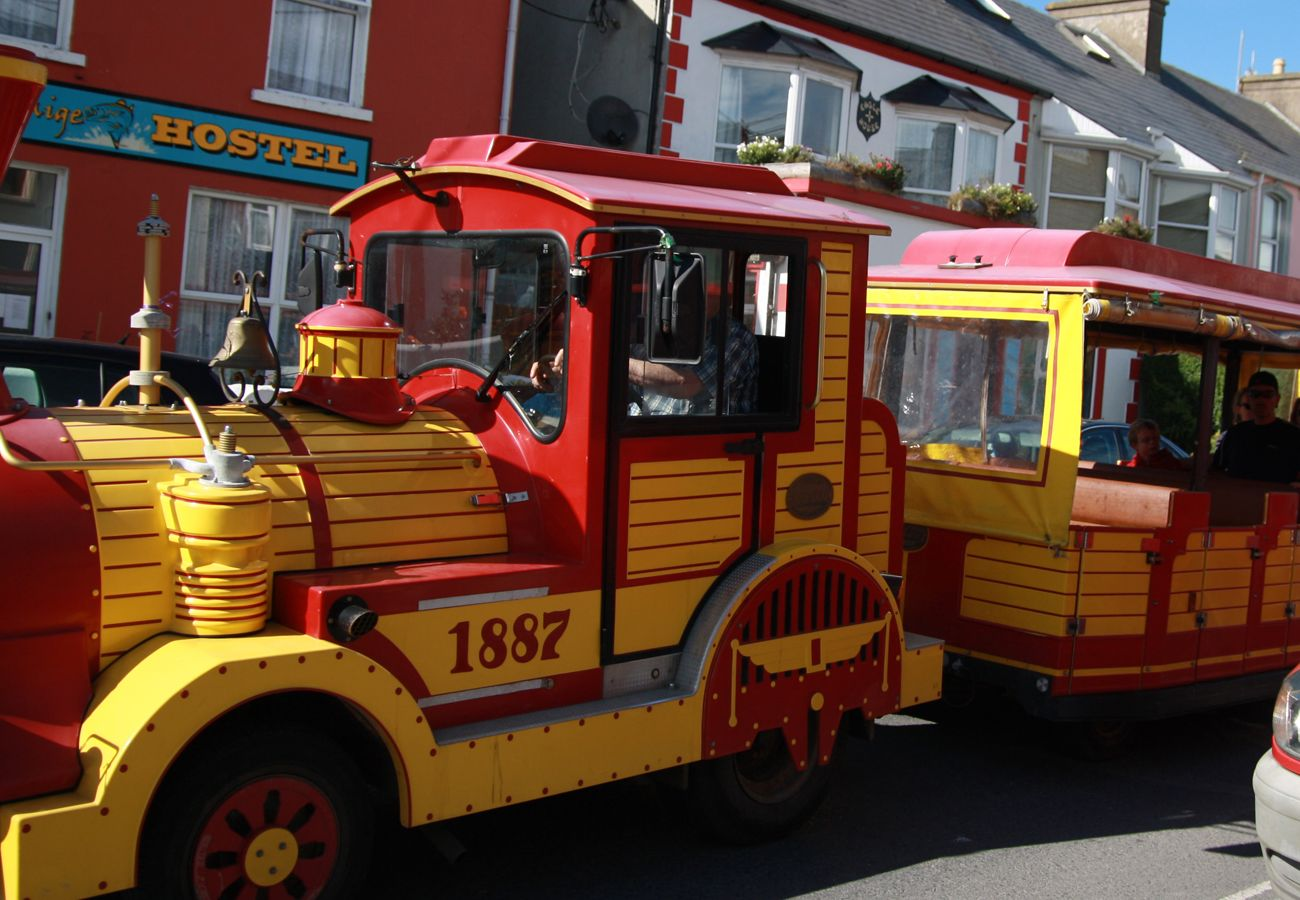 Fun Train in Kilkee, County Clare, Ireland