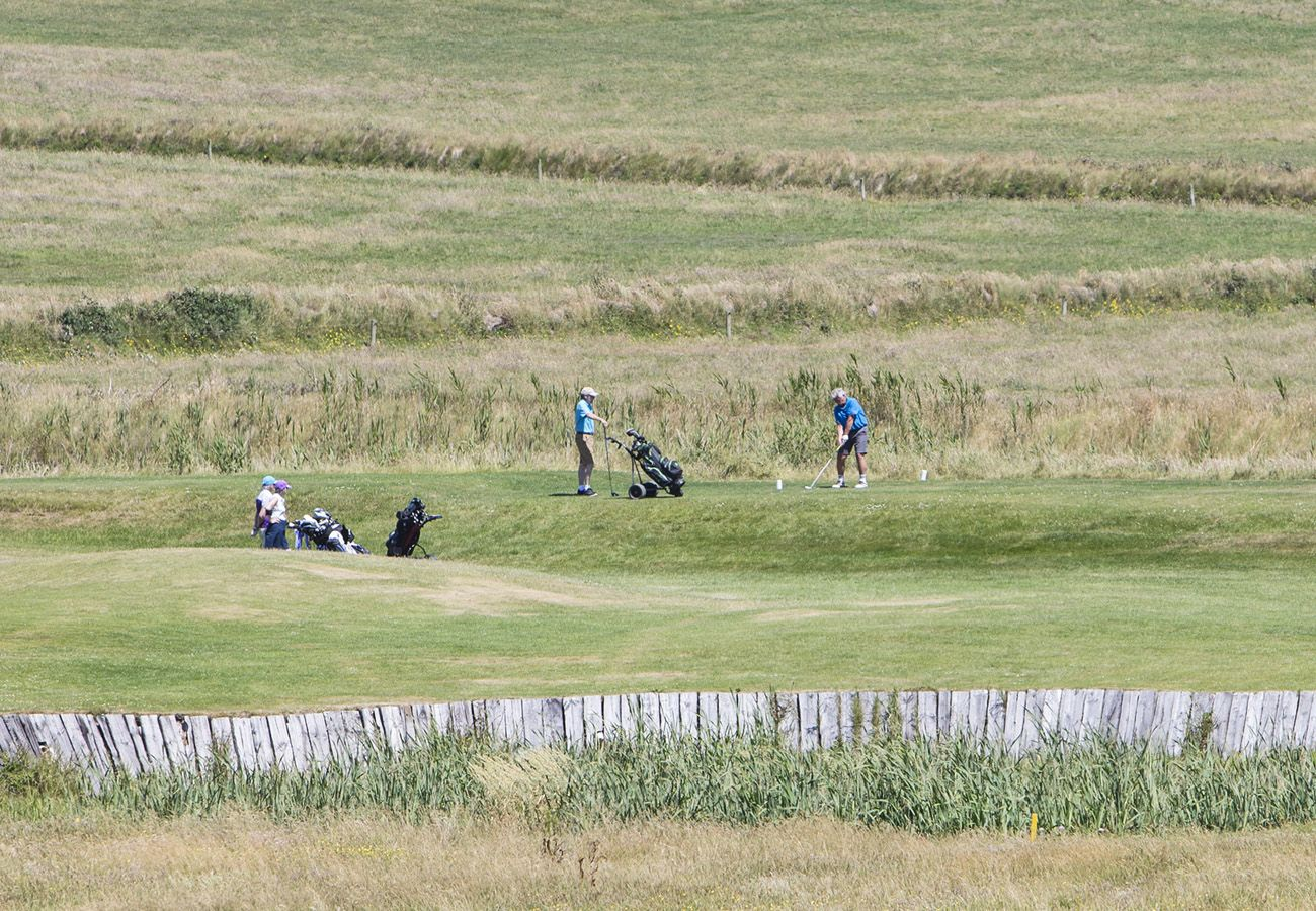 Kilkee Golf Course, Kilkee, County Clare, Ireland