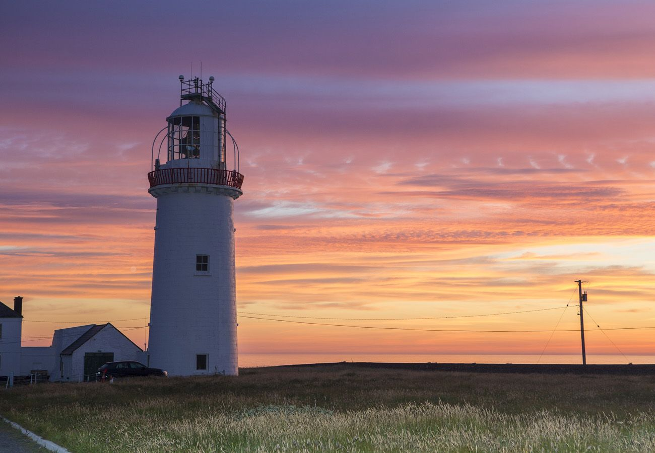 Loophead Lighthouse, Kilkee, County Clare, Ireland
