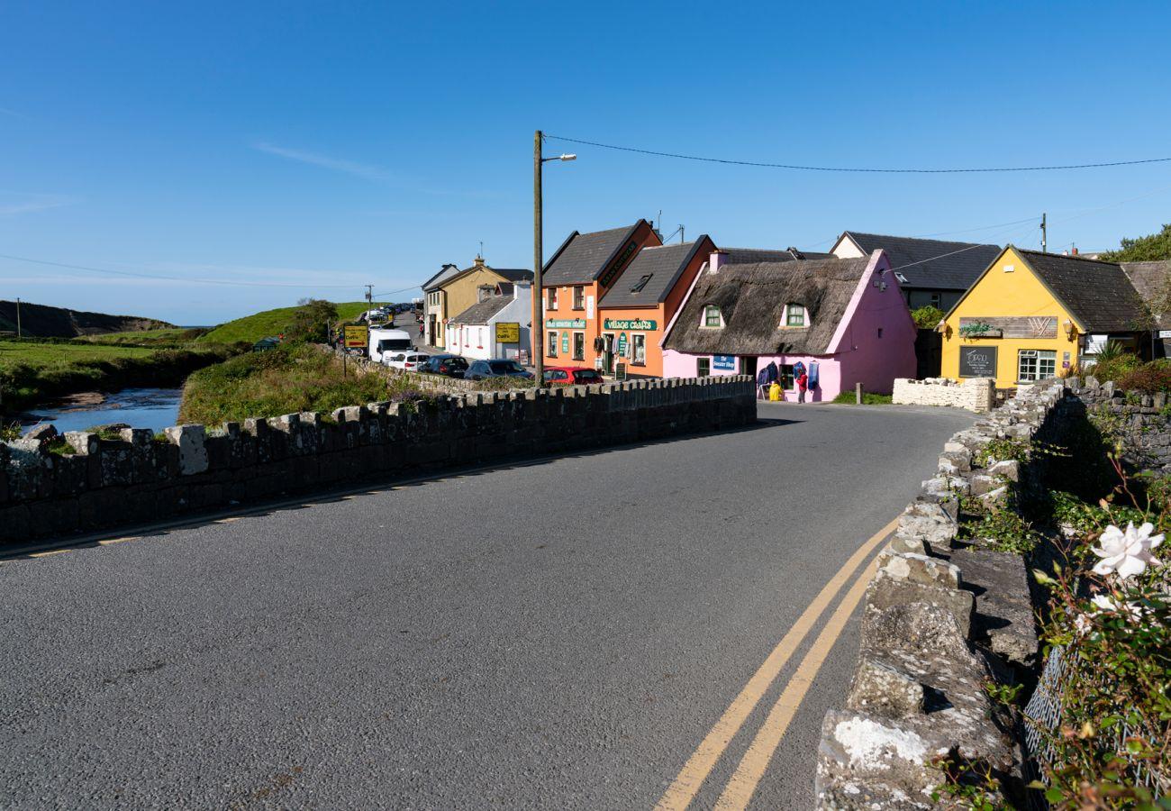 Doolin Town Clare Mark Flagler
