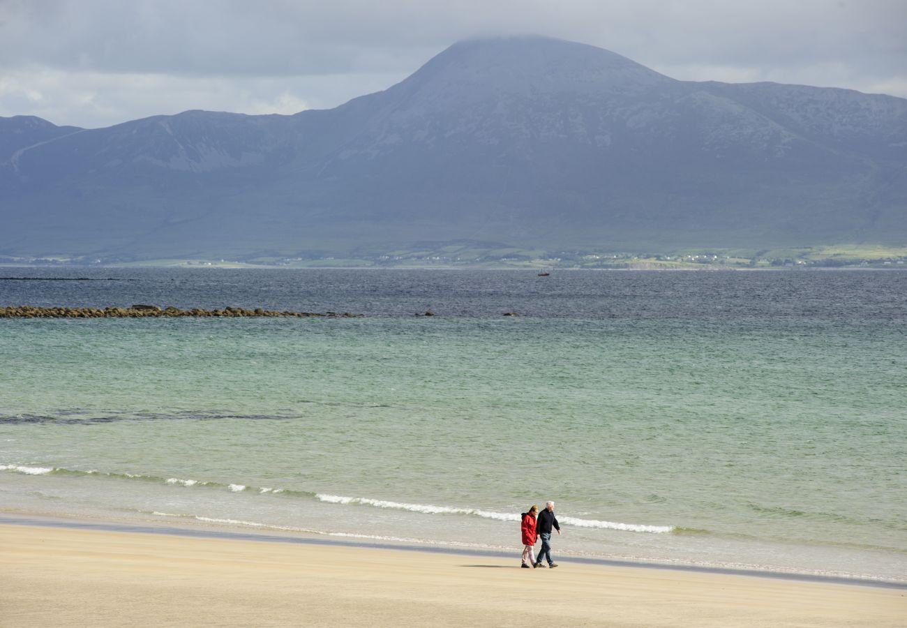 Mulranny Beach, Mulranny, County Mayo