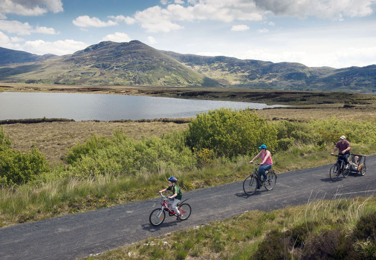 The Great Western Greenway, County Mayo