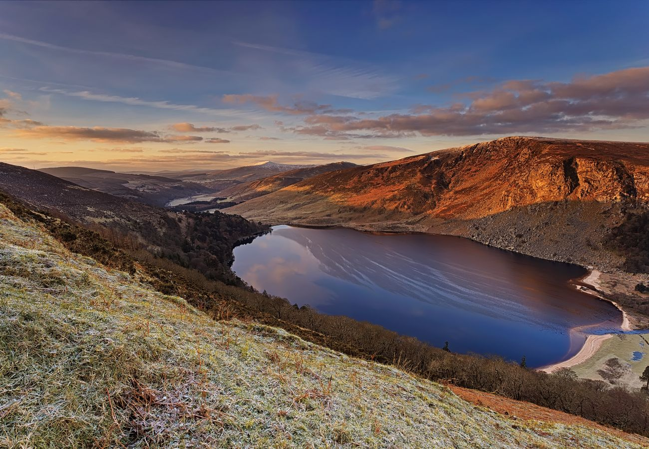 Lough Tay, Roundwood, County Wicklow, Ireland